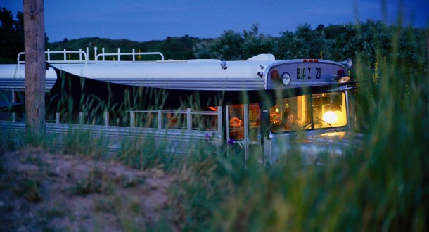 Beachbus Camping de Lakens