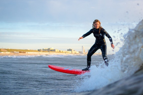 Surfen Camping de Lakens