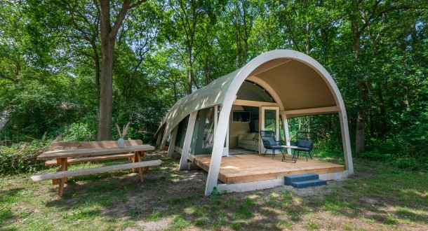 Dunelodge Camping de Lakens