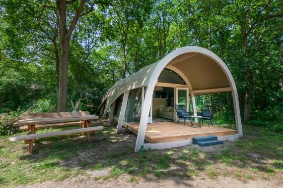 Dunelodge Camping de Lakens