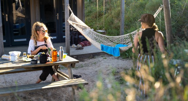 Backpackshack Camping de Lakens